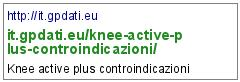 http://it.gpdati.eu/knee-active-plus-controindicazioni/